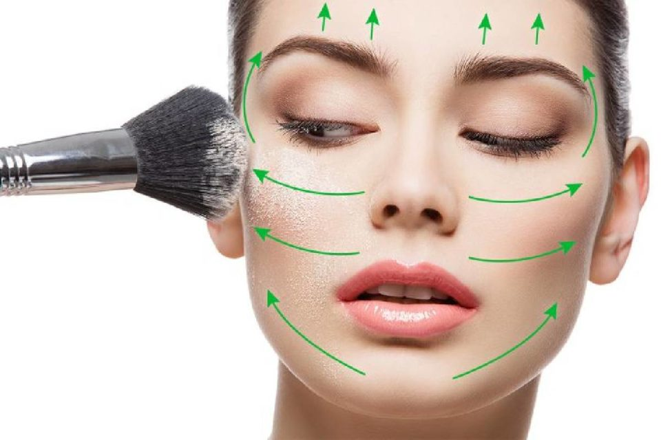apply makeup effictively and healthily