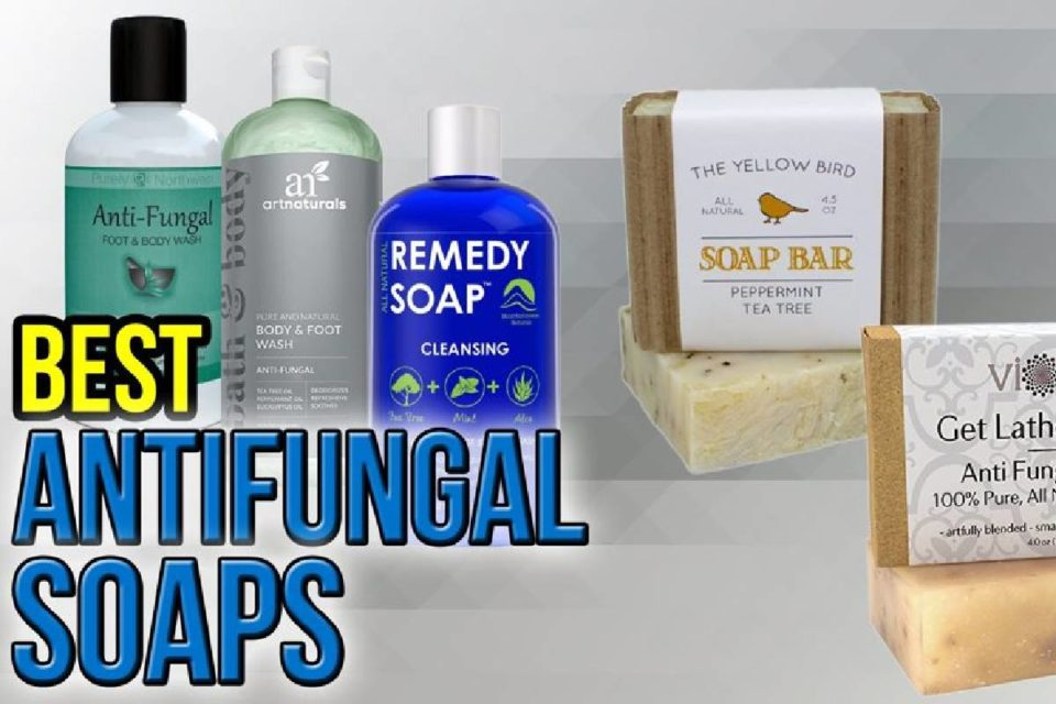 Soap for fungal infection