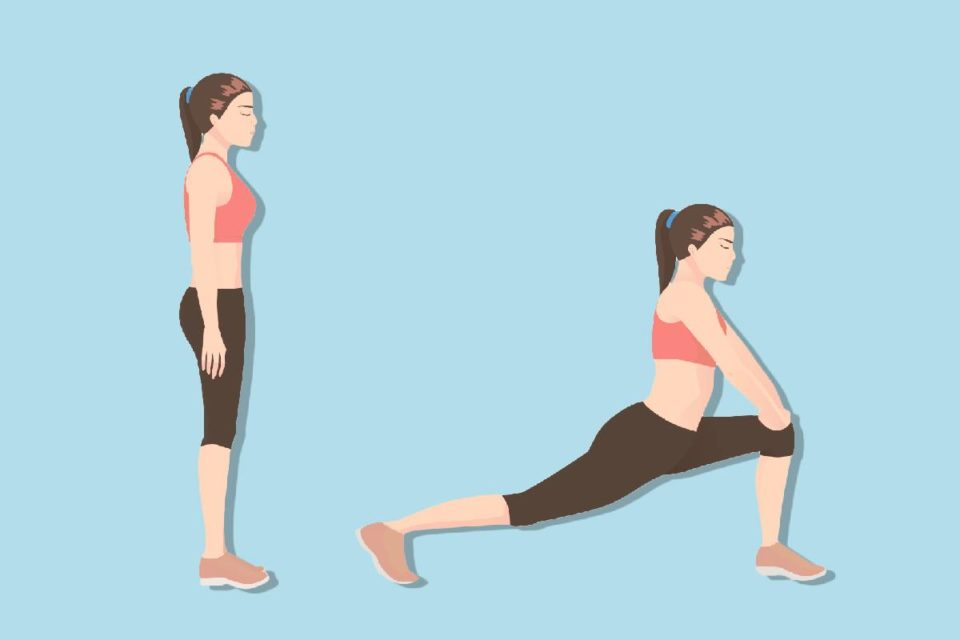 Hips Stretches
