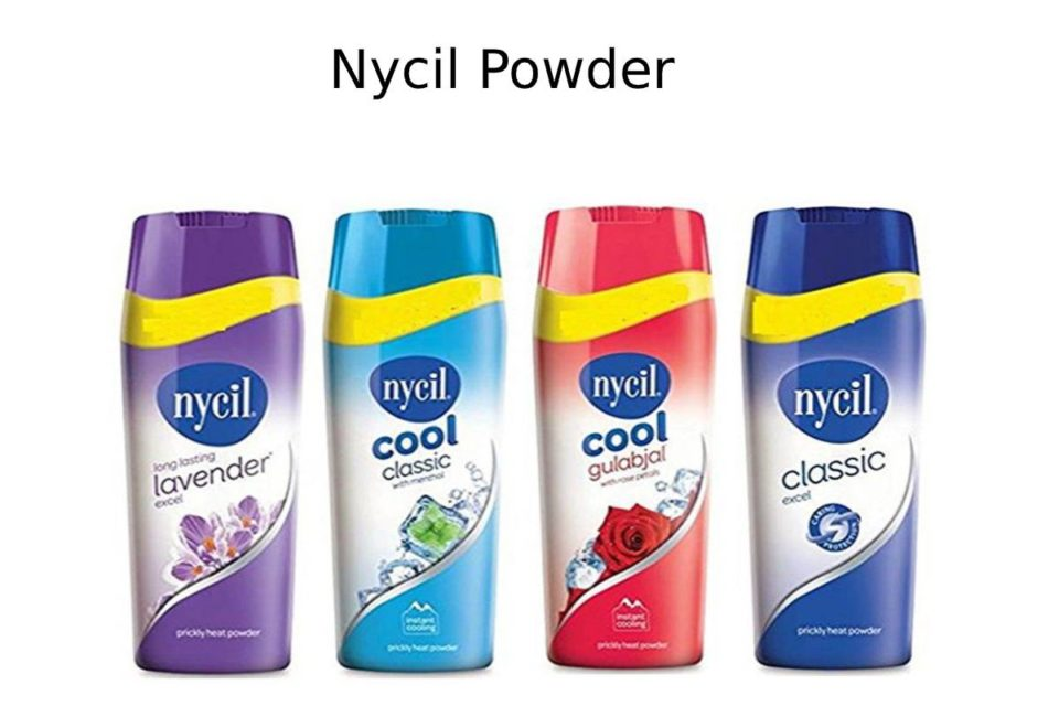 Nycil Powder