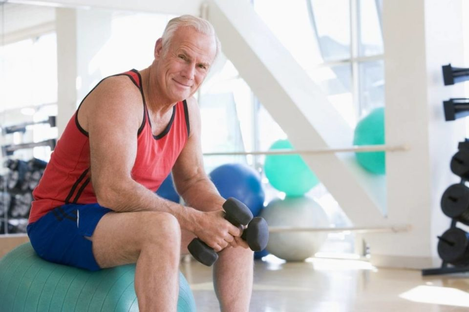 older adults exercise