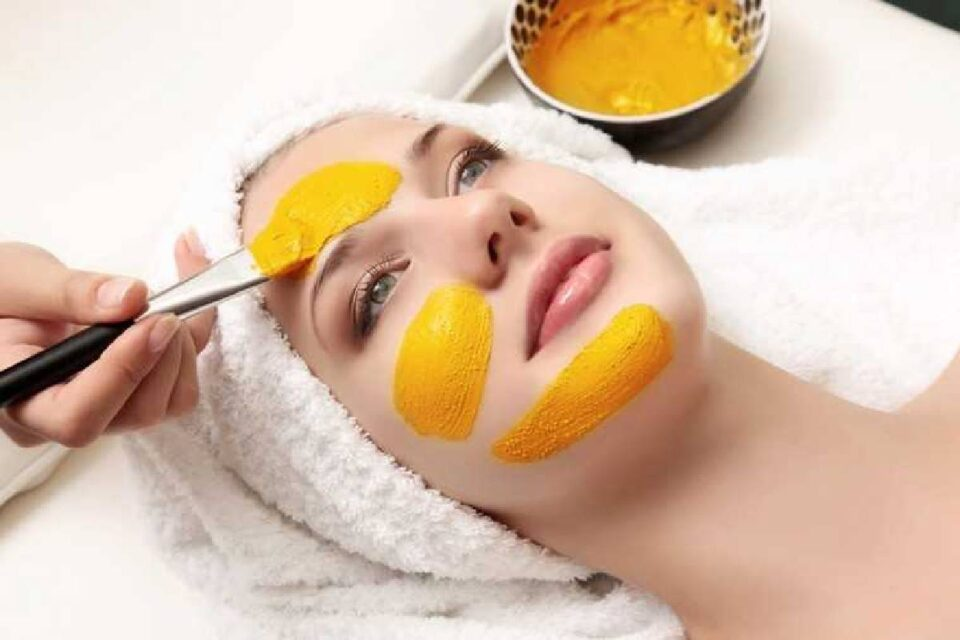 Benefits of turmeric for skincare