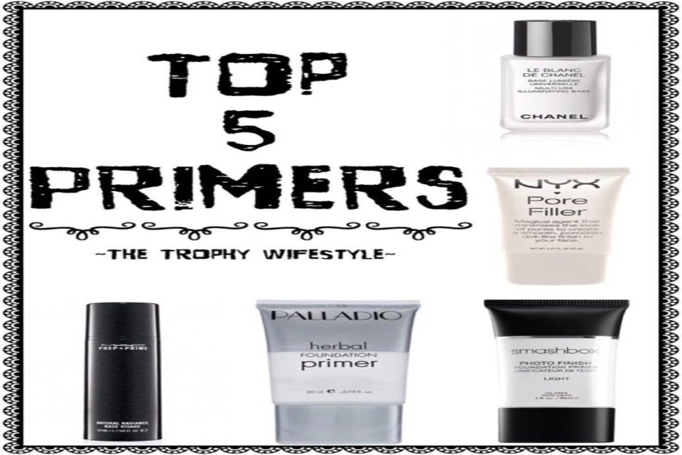 Best Face Primer – Uses, Top Brands, and More