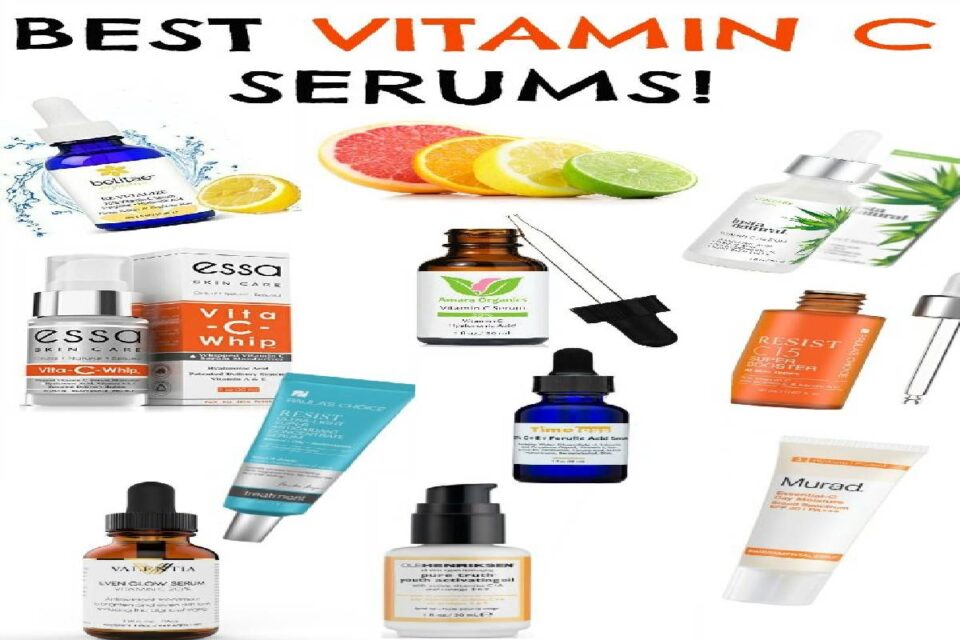 Best Serums With Vitamin C For Skin