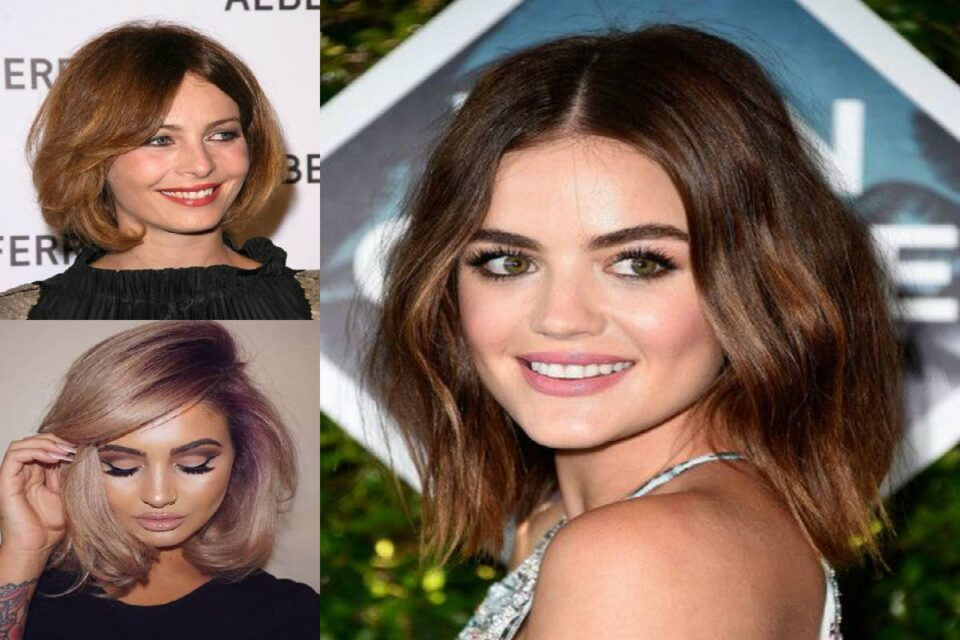 Haircuts for Round Face