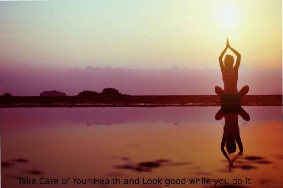 Take Care of Your Health and Look good while you do it too!